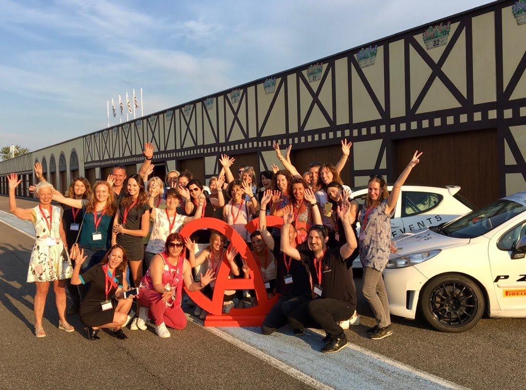 Rencontre femmes dirigeantes d'Alsace